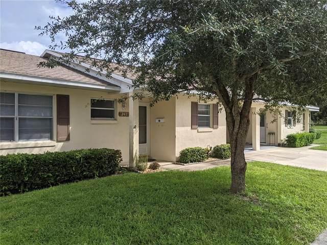 241 Pine Bluff Avenue #520, Deland, FL 32724 (MLS #V4921240) :: Cartwright Realty