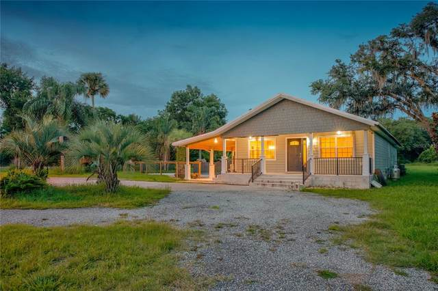 909 S County Road 3, Pierson, FL 32180 (MLS #V4921285) :: Everlane Realty