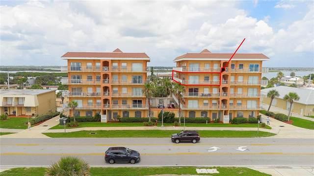 3756 S Atlantic Avenue #302, Daytona Beach Shores, FL 32118 (MLS #V4921310) :: Future Home Realty