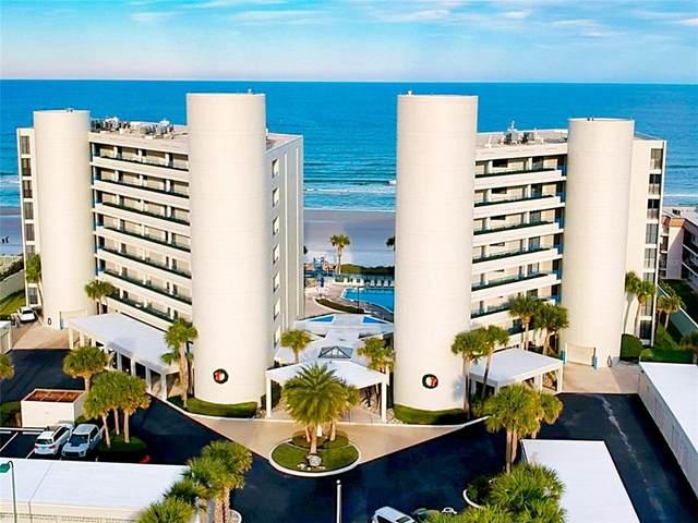 4493 S Atlantic Avenue #406, New Smyrna Beach, FL 32169 (MLS #V4921311) :: The Hustle and Heart Group
