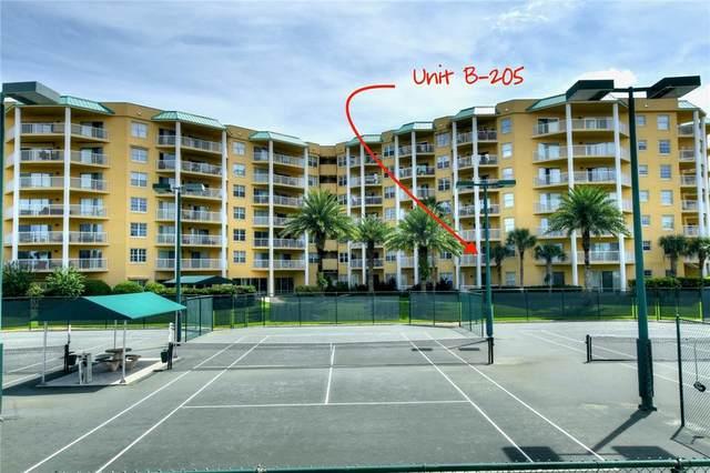 4650 Links Village Drive B205, Ponce Inlet, FL 32127 (MLS #V4921337) :: Wolves Realty
