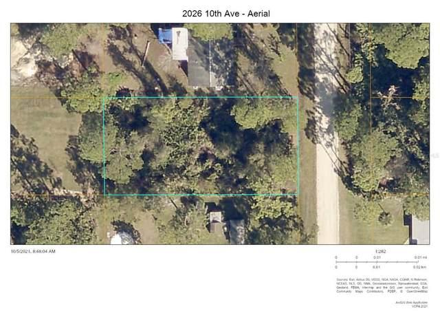 2026 10TH Avenue, Deland, FL 32724 (MLS #V4921345) :: Everlane Realty