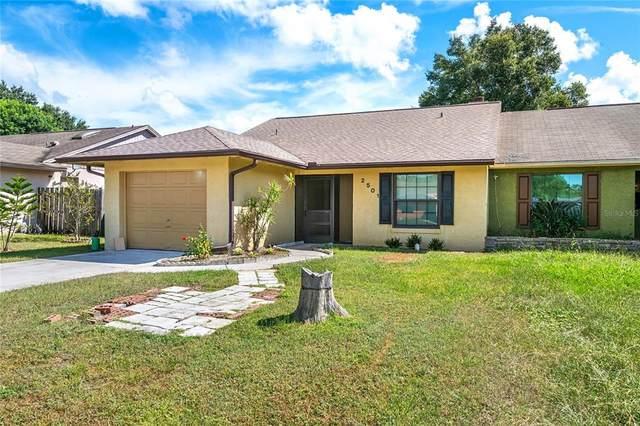 2501 Long Meadow Way, Orlando, FL 32817 (MLS #V4921434) :: Charles Rutenberg Realty