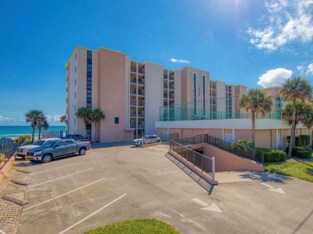 4745 S Atlantic Avenue #602, Ponce Inlet, FL 32127 (MLS #V4921610) :: Kelli Eggen at RE/MAX Tropical Sands