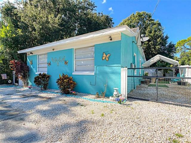 318 Palm Street, New Smyrna Beach, FL 32168 (MLS #V4921620) :: Florida Real Estate Sellers at Keller Williams Realty