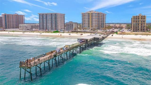 3703 S Atlantic Avenue #602, Daytona Beach Shores, FL 32118 (MLS #V4921701) :: Stiver Firth International