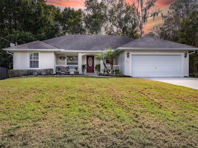 231 Debary Drive, Debary, FL 32713 (MLS #V4921785) :: Future Home Realty