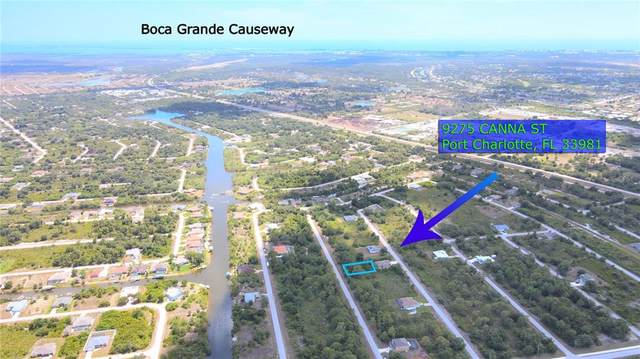 9275 Canna Drive, Port Charlotte, FL 33981 (MLS #V4921791) :: Keller Williams Realty Select