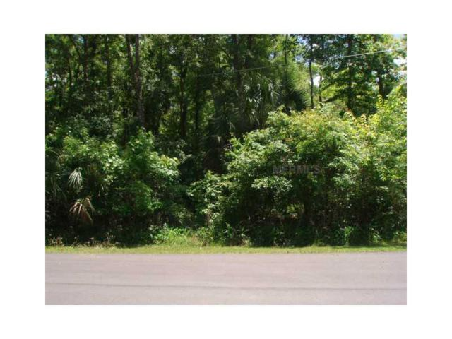 0 Violet Road, Brooksville, FL 34601 (MLS #W7538609) :: The Duncan Duo Team