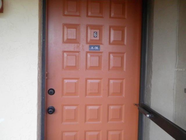 20853 Haulover Cove A6, Lutz, FL 33558 (MLS #W7625791) :: The Duncan Duo & Associates
