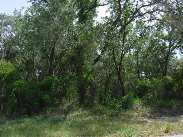0 Oakeller Drive Lot 80, Hudson, FL 34667 (MLS #W7630850) :: Griffin Group