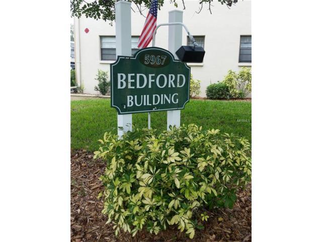 5967 Terrace Park Drive N #208, St Petersburg, FL 33709 (MLS #W7631177) :: Griffin Group