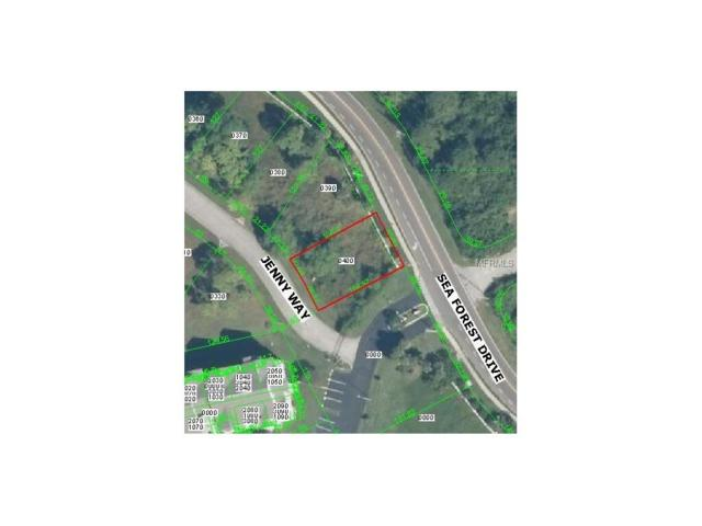 Lot 40 Jenny Way, New Port Richey, FL 34652 (MLS #W7631277) :: Baird Realty Group