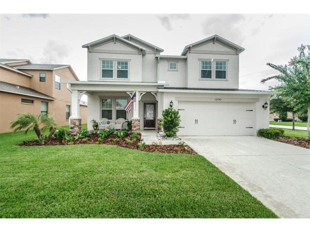 12742 Tikal Way, Trinity, FL 34655 (MLS #W7631999) :: Delgado Home Team at Keller Williams