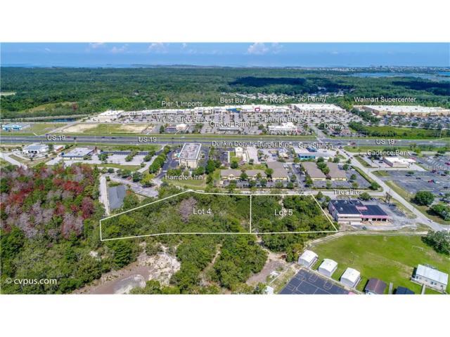 1332 & 1354 Lori Drive, Spring Hill, FL 34606 (MLS #W7632132) :: Griffin Group