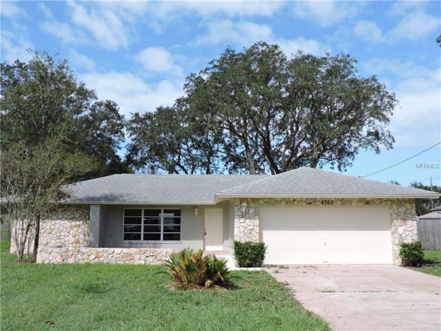2365 Covington Avenue, Spring Hill, FL 34608 (MLS #W7633704) :: NewHomePrograms.com LLC
