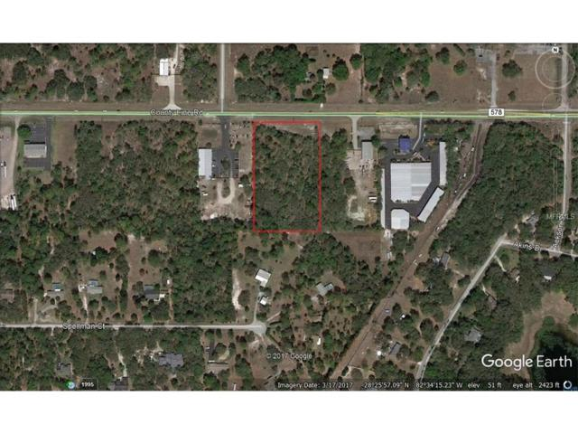 14800 County Line Road, Spring Hill, FL 34610 (MLS #W7635505) :: The Duncan Duo Team