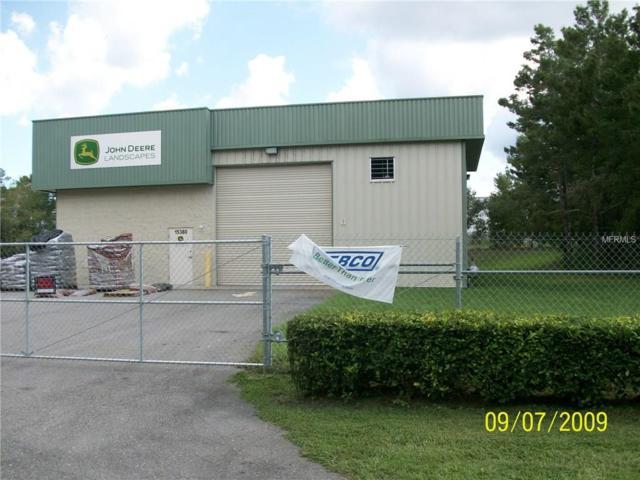 15380 Aviation Loop, Brooksville, FL 34604 (MLS #W7635930) :: Griffin Group