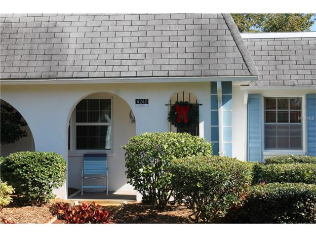 4240 Tamargo Drive #3, New Port Richey, FL 34652 (MLS #W7636072) :: The Fowkes Group