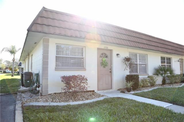 11926 Bayonet Lane #11926, New Port Richey, FL 34654 (MLS #W7638162) :: The Fowkes Group