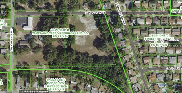 5606 Mariposa Drive, Holiday, FL 34690 (MLS #W7638220) :: The Edge Group at Keller Williams