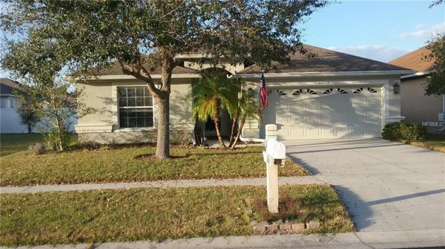 31033 Parkmonte Drive, Wesley Chapel, FL 33543 (MLS #W7638246) :: Team Bohannon Keller Williams, Tampa Properties