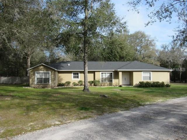 18326 Rigsby Road, Spring Hill, FL 34610 (MLS #W7638328) :: The Light Team