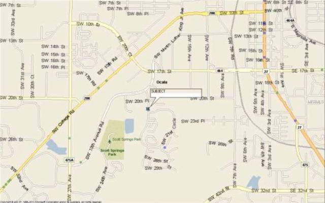 2400 21ST Circle, Ocala, FL 34471 (MLS #W7638443) :: The Duncan Duo Team