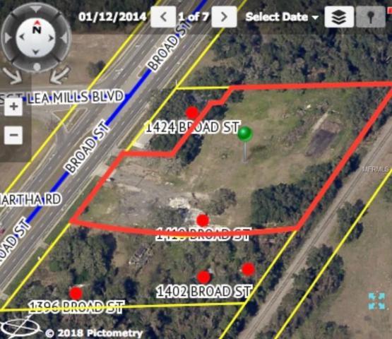 1410 Broad Street, Brooksville, FL 34604 (MLS #W7638594) :: Griffin Group