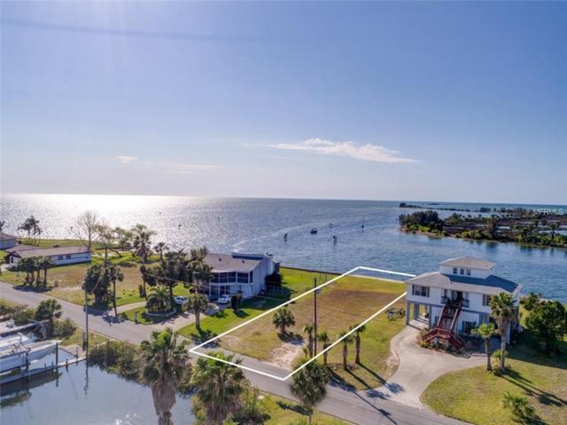 3235 Flamingo Boulevard, Hernando Beach, FL 34607 (MLS #W7638697) :: Griffin Group
