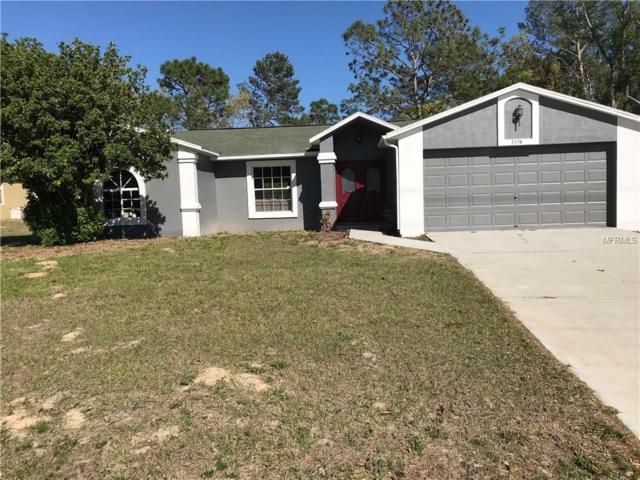1374 Godfrey Avenue, Spring Hill, FL 34609 (MLS #W7638910) :: Griffin Group