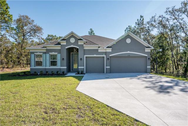 11176 Campfield Road, Weeki Wachee, FL 34614 (MLS #W7638983) :: Premium Properties Real Estate Services