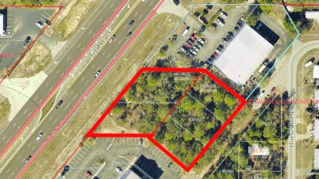 0 Commercial/Diagonal Way, Spring Hill, FL 34606 (MLS #W7639091) :: Griffin Group