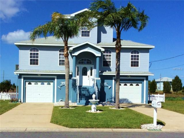 3249 Spanish Bayonet Drive, Hernando Beach, FL 34607 (MLS #W7639092) :: Griffin Group