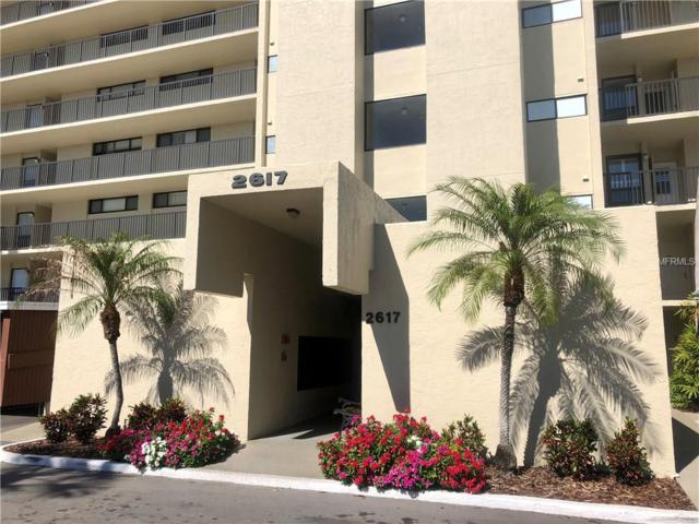 2617 Cove Cay Drive #302, Clearwater, FL 33760 (MLS #W7639142) :: Lovitch Realty Group, LLC