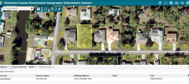 23188 Avacado Avenue, Port Charlotte, FL 33980 (MLS #W7639444) :: Medway Realty
