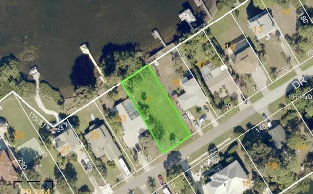 Sea Breeze Drive, Tarpon Springs, FL 34689 (MLS #W7800086) :: Team Virgadamo