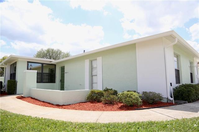 11330 Dollar Lake Drive #4, Port Richey, FL 34668 (MLS #W7800151) :: The Duncan Duo Team