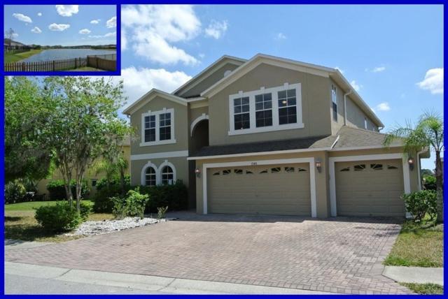 1345 Halapa Way, Trinity, FL 34655 (MLS #W7800260) :: Delgado Home Team at Keller Williams