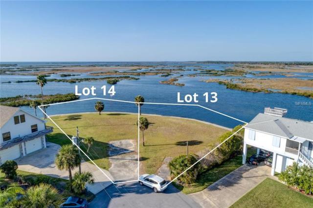 3391 Eagle Nest (Lot 13) Drive, Hernando Beach, FL 34607 (MLS #W7800351) :: The Lockhart Team