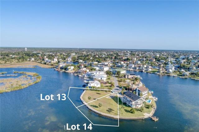 3390 Eagle Nest (Lot 14) Drive, Hernando Beach, FL 34607 (MLS #W7800356) :: Mark and Joni Coulter | Better Homes and Gardens