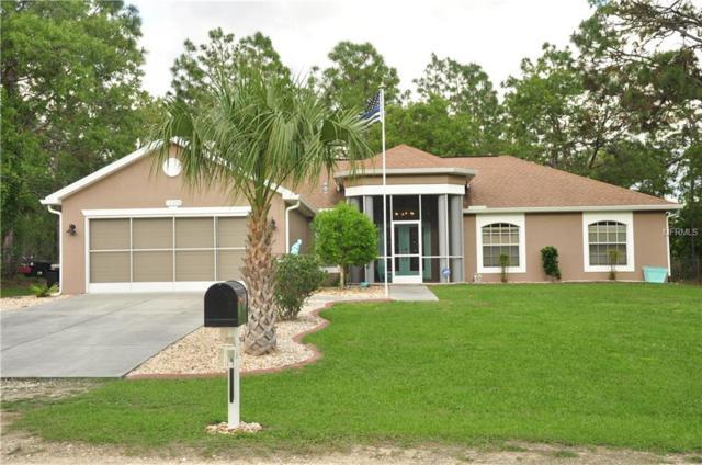 15378 Glossy Ibis Road, Weeki Wachee, FL 34614 (MLS #W7800524) :: KELLER WILLIAMS CLASSIC VI