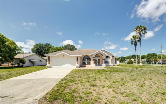 11289 Captain Drive, Spring Hill, FL 34608 (MLS #W7800549) :: RE/MAX Realtec Group