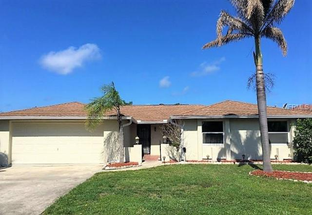 9911 Island Harbor Drive, Port Richey, FL 34668 (MLS #W7800660) :: Griffin Group
