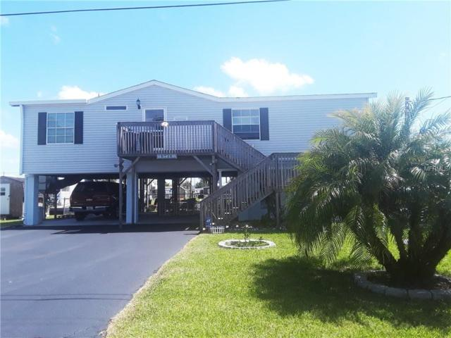 6736 Gull Lane, Hudson, FL 34667 (MLS #W7800695) :: The Duncan Duo Team