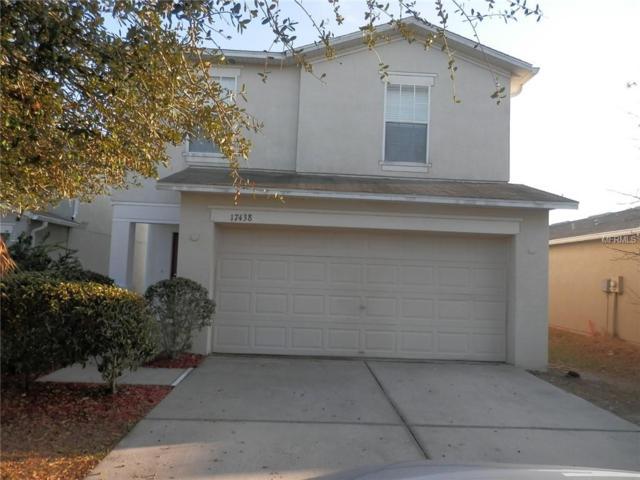 17438 Garden Heath Court, Land O Lakes, FL 34638 (MLS #W7800798) :: The Lockhart Team