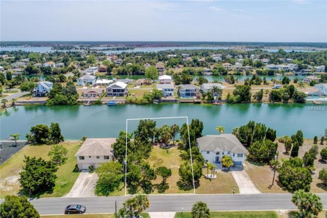 3270 (Lot 5) Hibiscus Drive, Hernando Beach, FL 34607 (MLS #W7800833) :: The Price Group