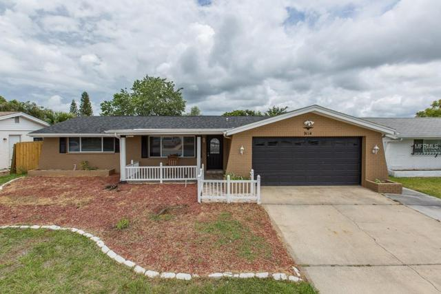 9114 Sterling Lane, Port Richey, FL 34668 (MLS #W7801245) :: Team Bohannon Keller Williams, Tampa Properties