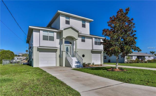 4389 8TH ISLE Drive, Hernando Beach, FL 34607 (MLS #W7801276) :: The Lockhart Team