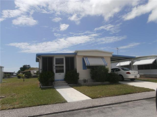 3237 Hampshire Drive, Holiday, FL 34690 (MLS #W7801306) :: The Duncan Duo Team